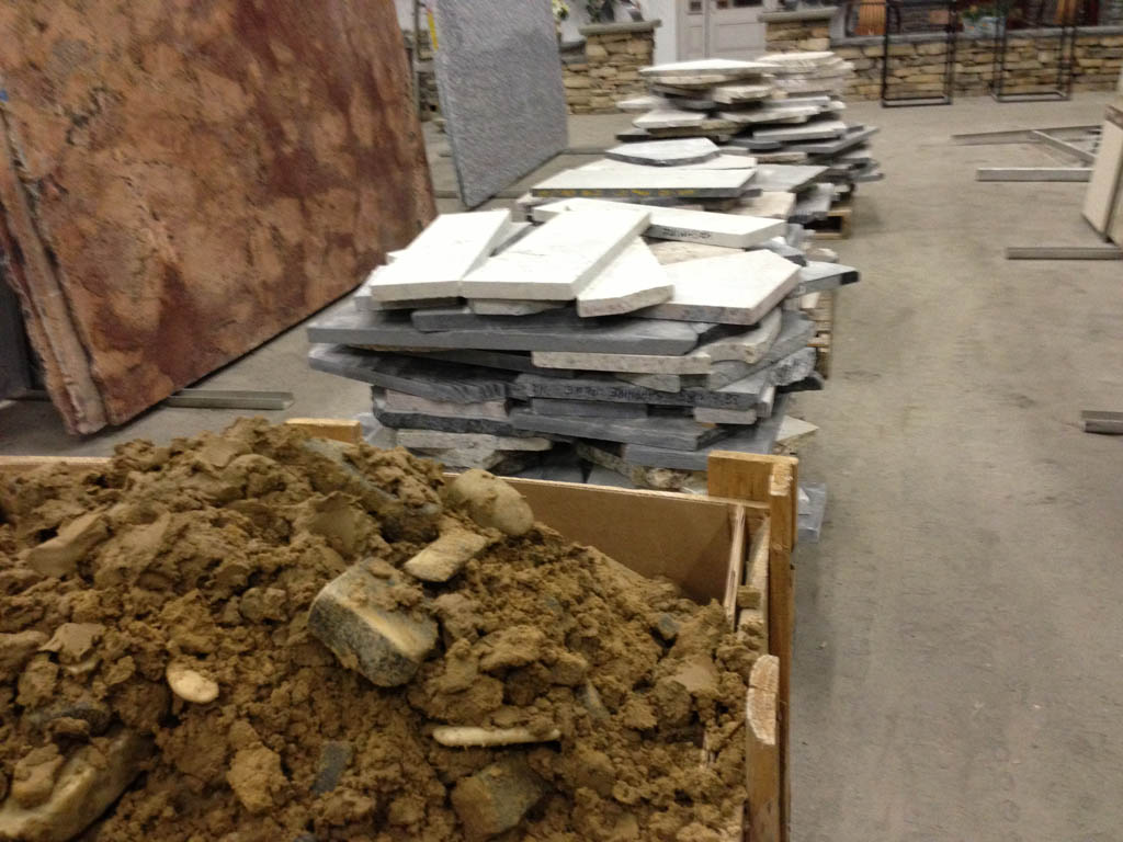 granite recycling in rochester mcm natural stone. Black Bedroom Furniture Sets. Home Design Ideas