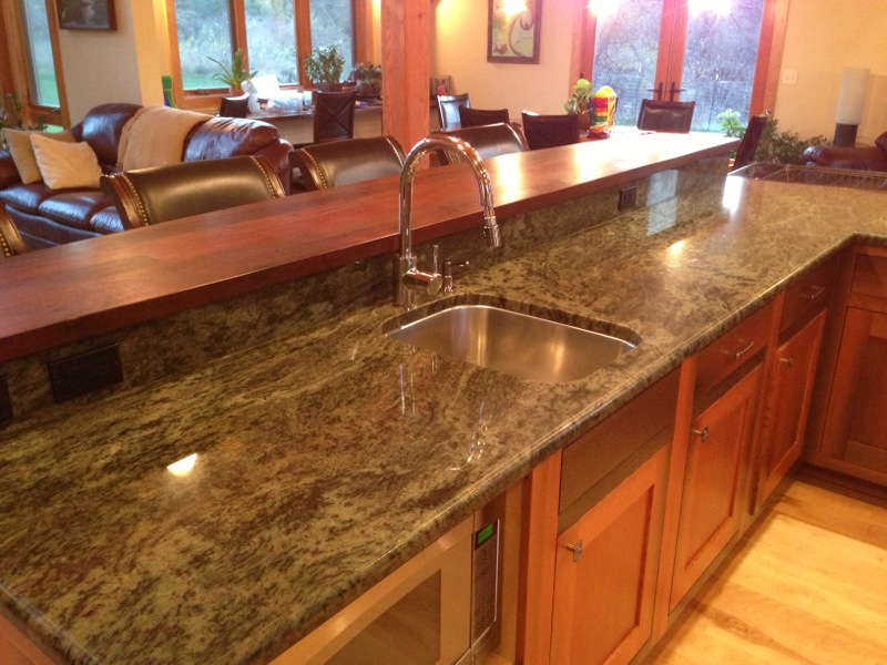 Picking The Perfect Granite Kitchen Countertop